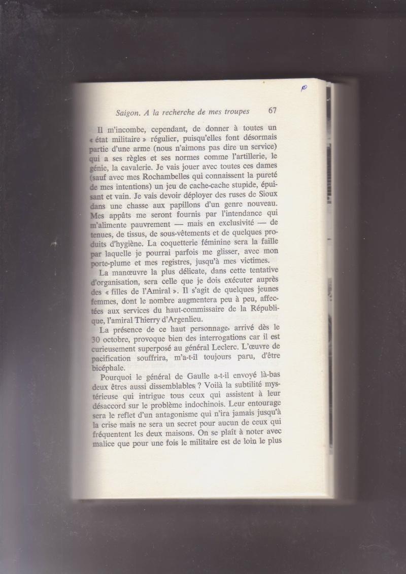 """- Suzanne MASSU """" Un Commandant pas comme les autres """" _mes_i23"""