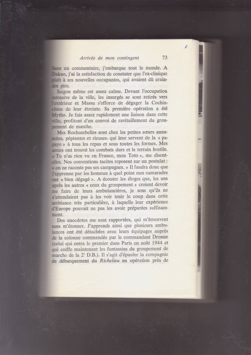 """- Suzanne MASSU """" Un Commandant pas comme les autres """" _mes_i31"""