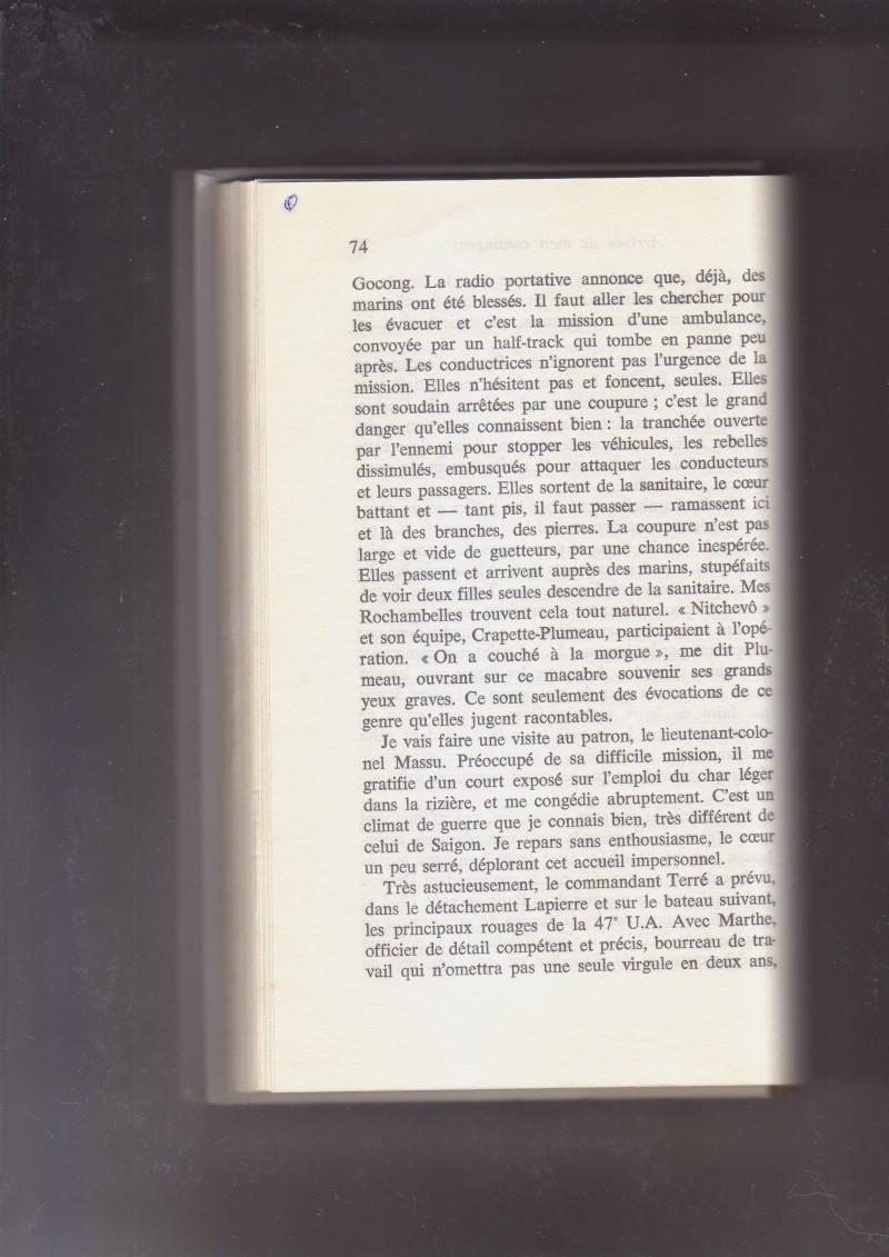 """- Suzanne MASSU """" Un Commandant pas comme les autres """" _mes_i32"""