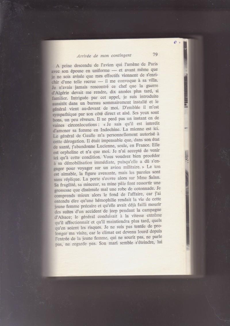"""- Suzanne MASSU """" Un Commandant pas comme les autres """" _mes_i37"""