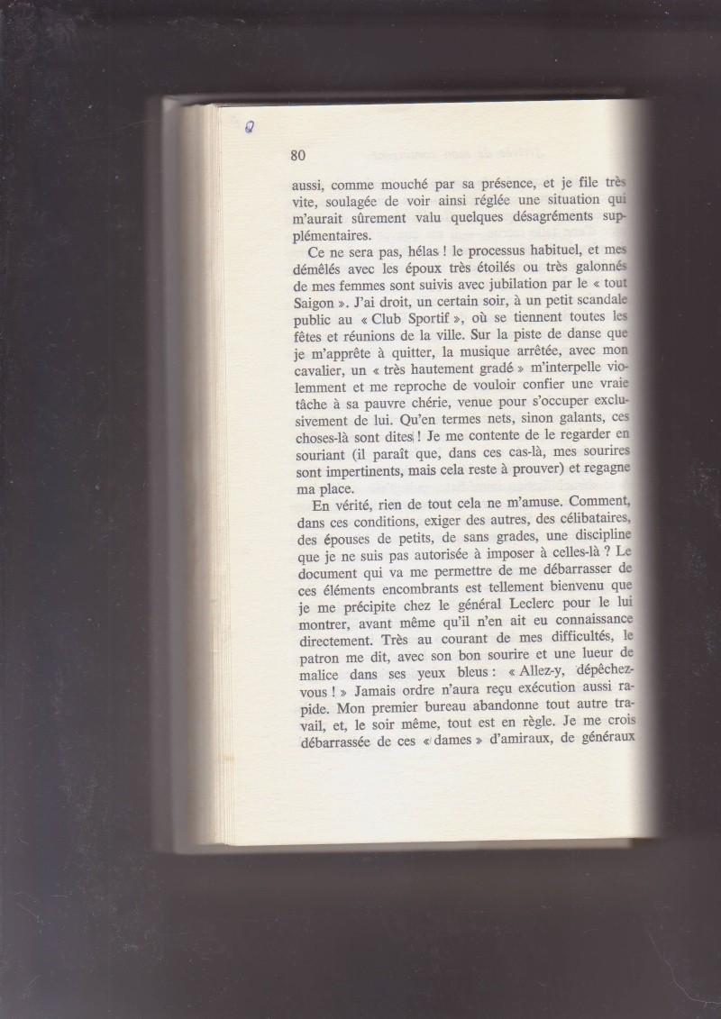 """- Suzanne MASSU """" Un Commandant pas comme les autres """" _mes_i38"""