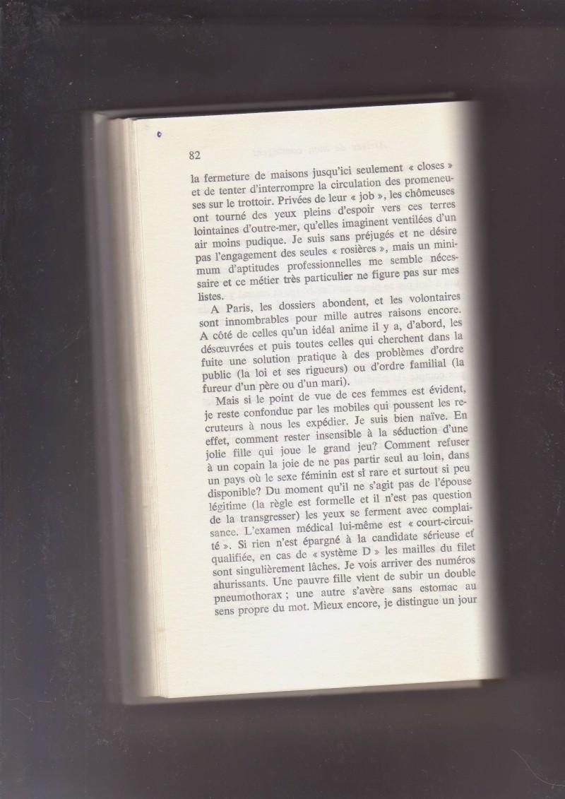 """- Suzanne MASSU """" Un Commandant pas comme les autres """" _mes_i40"""