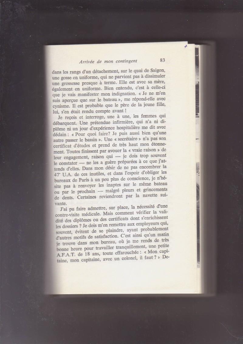 """- Suzanne MASSU """" Un Commandant pas comme les autres """" _mes_i41"""