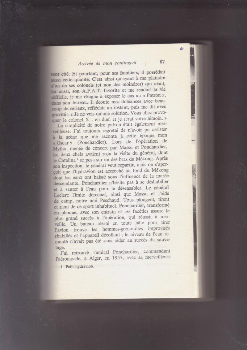 """- Suzanne MASSU """" Un Commandant pas comme les autres """" _mes_i45"""