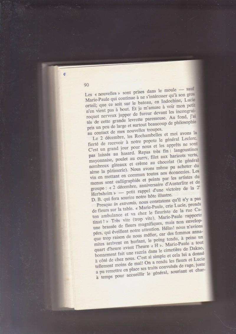 """- Suzanne MASSU """" Un Commandant pas comme les autres """" _mes_i48"""