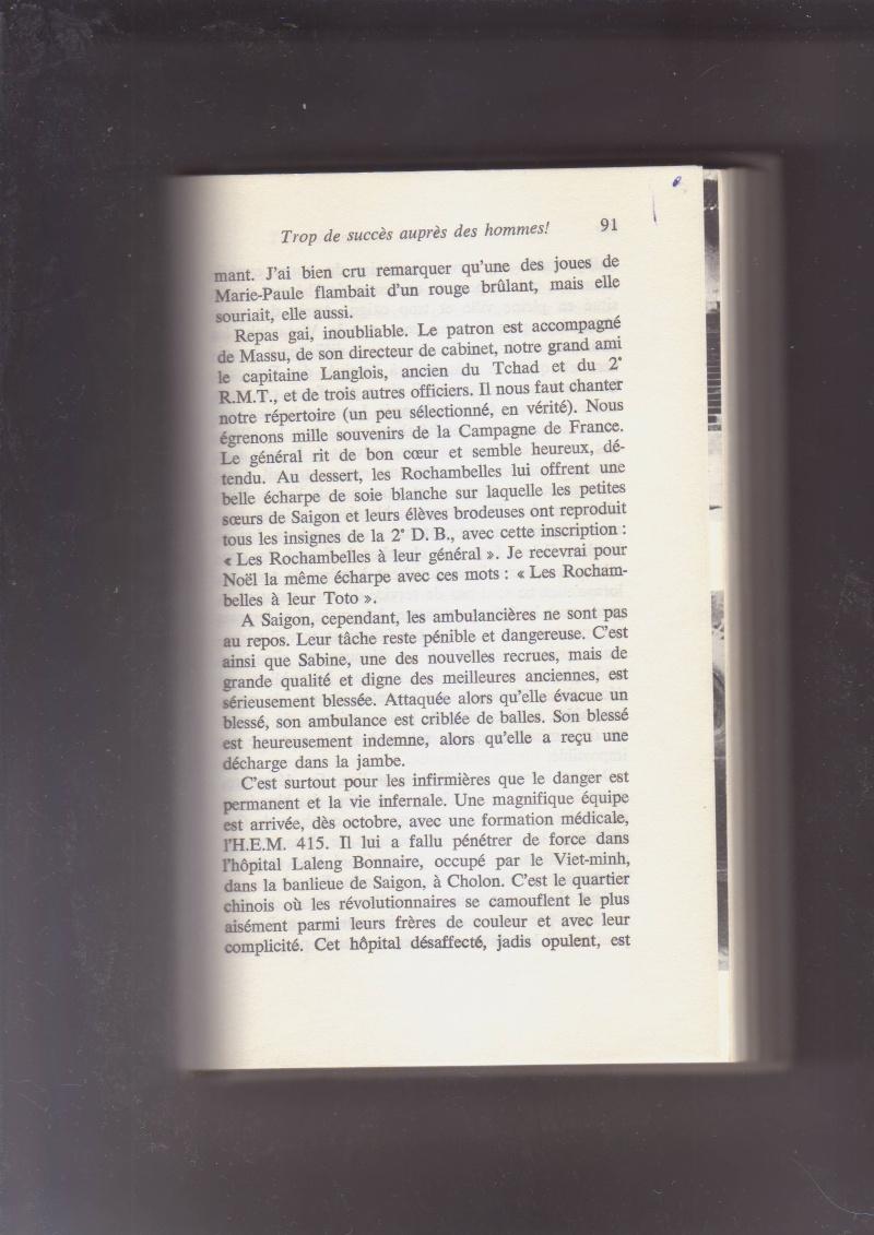 """- Suzanne MASSU """" Un Commandant pas comme les autres """" _mes_i49"""