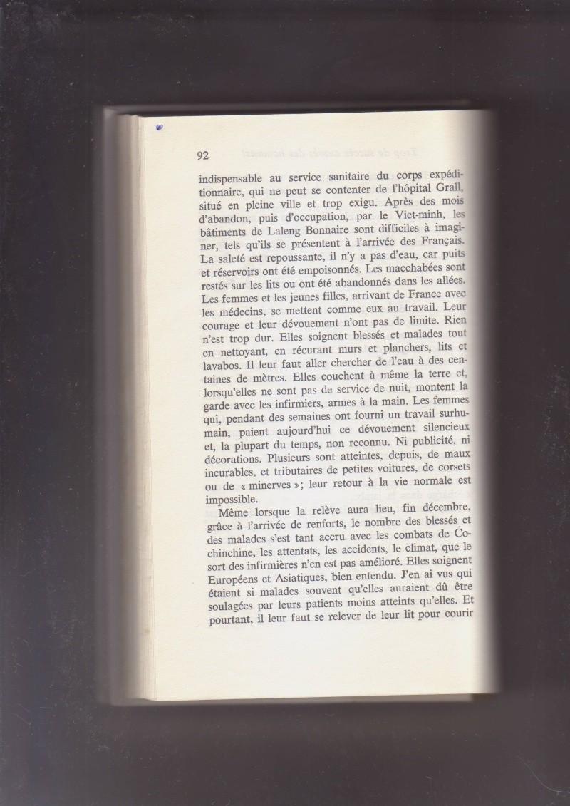 """- Suzanne MASSU """" Un Commandant pas comme les autres """" _mes_i50"""
