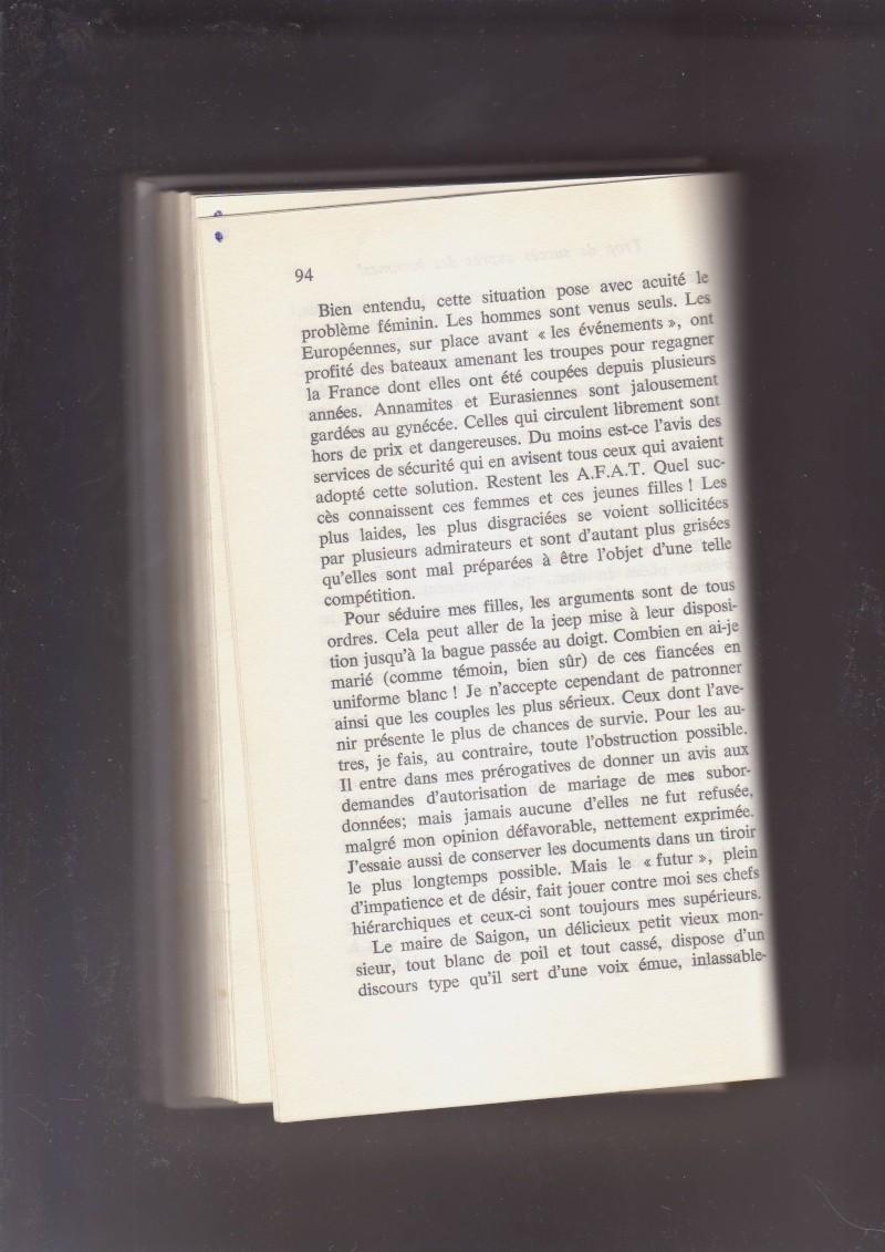 """- Suzanne MASSU """" Un Commandant pas comme les autres """" _mes_i52"""
