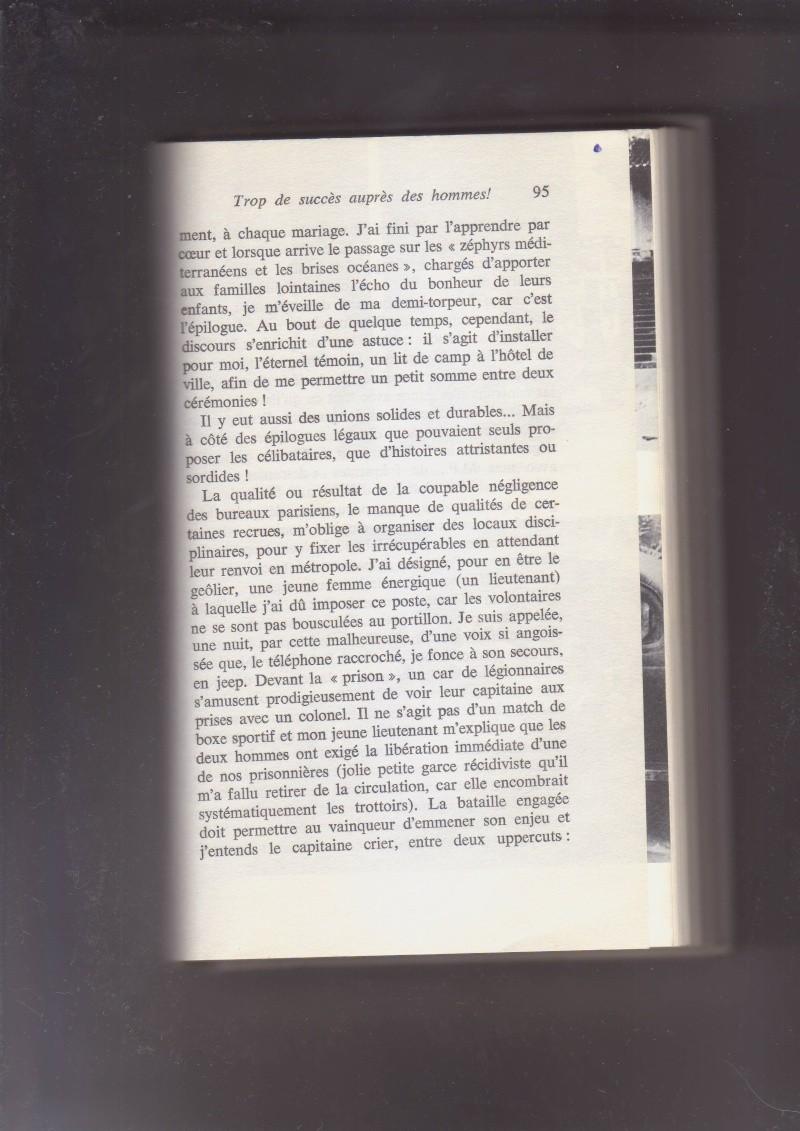 """- Suzanne MASSU """" Un Commandant pas comme les autres """" _mes_i53"""