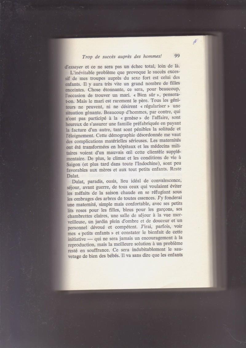 """- Suzanne MASSU """" Un Commandant pas comme les autres """" _mes_i57"""