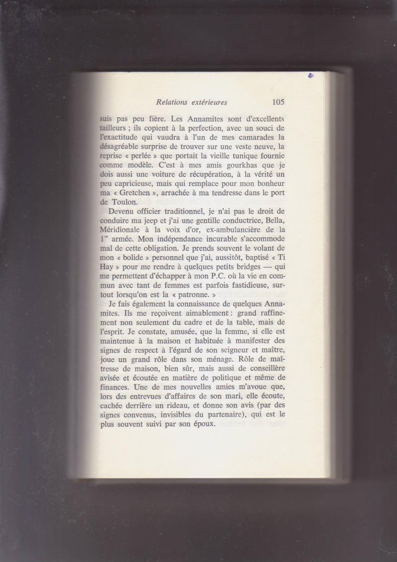 """- Suzanne MASSU """" Un Commandant pas comme les autres """" _mes_i63"""