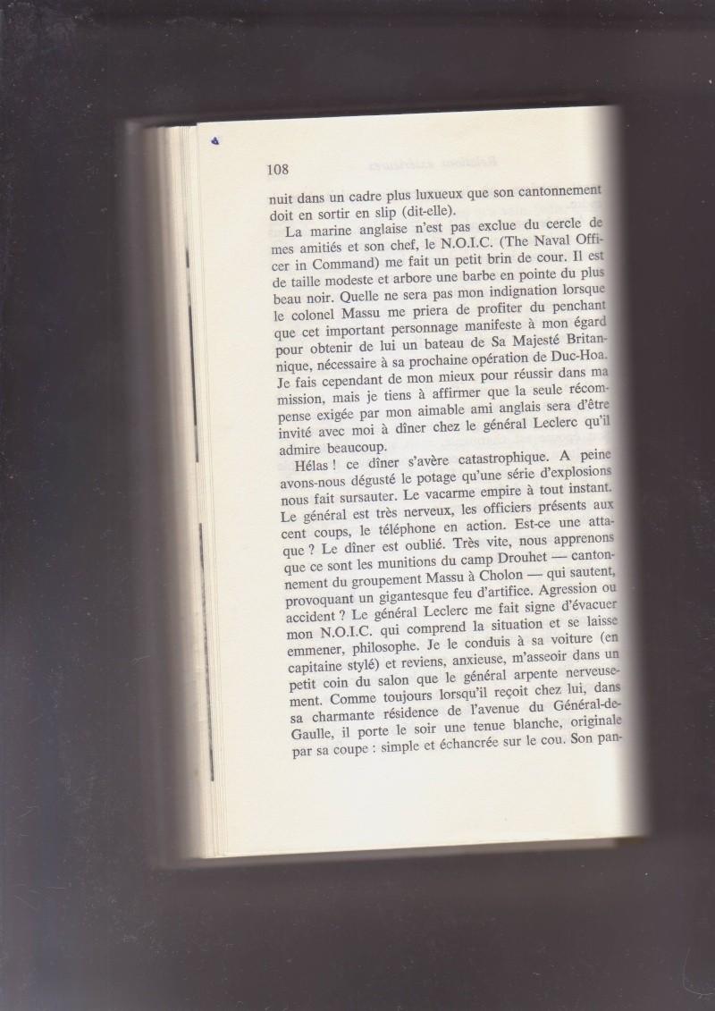 """- Suzanne MASSU """" Un Commandant pas comme les autres """" _mes_i66"""