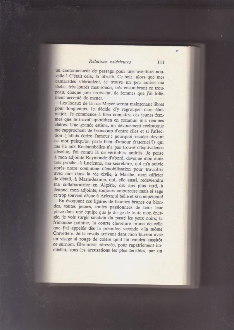 """- Suzanne MASSU """" Un Commandant pas comme les autres """" _mes_i69"""