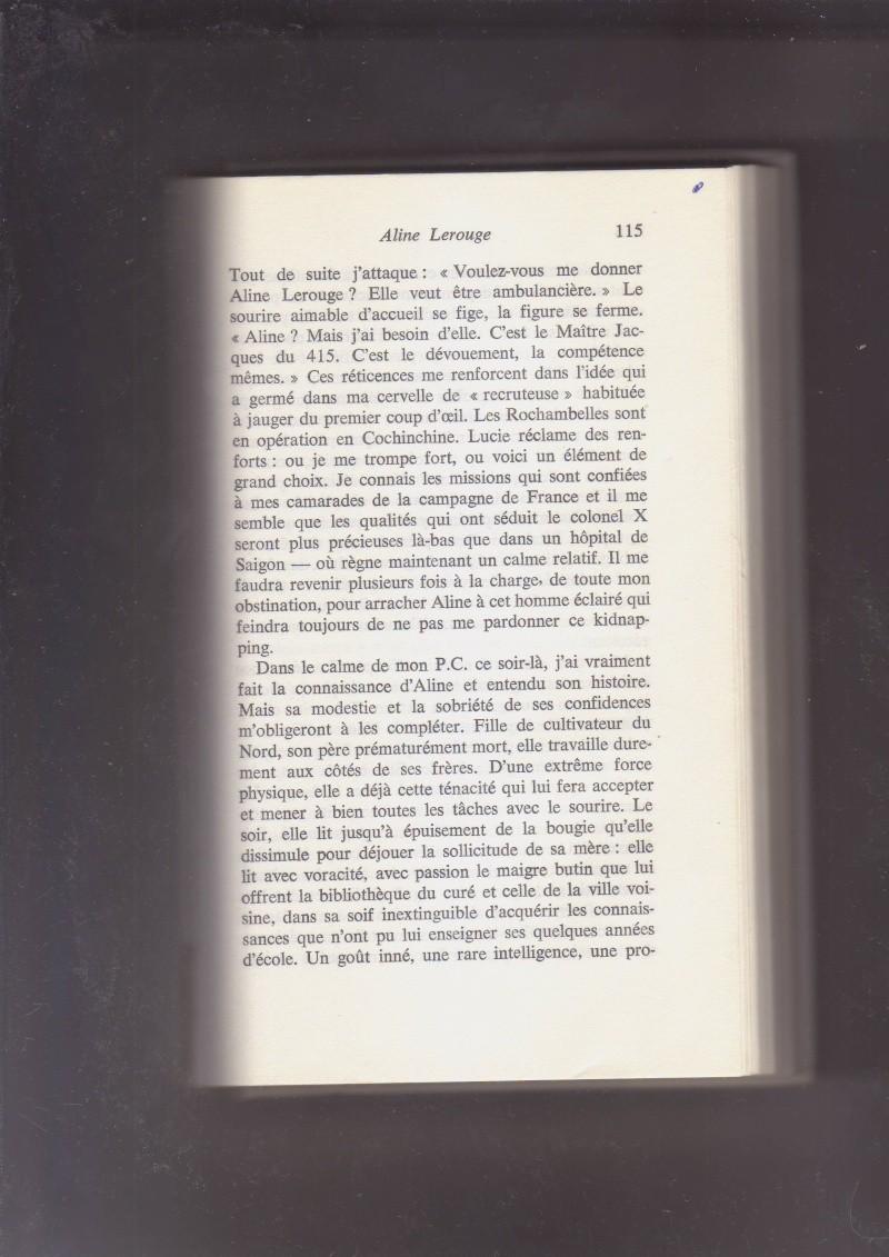 """- Suzanne MASSU """" Un Commandant pas comme les autres """" _mes_i73"""