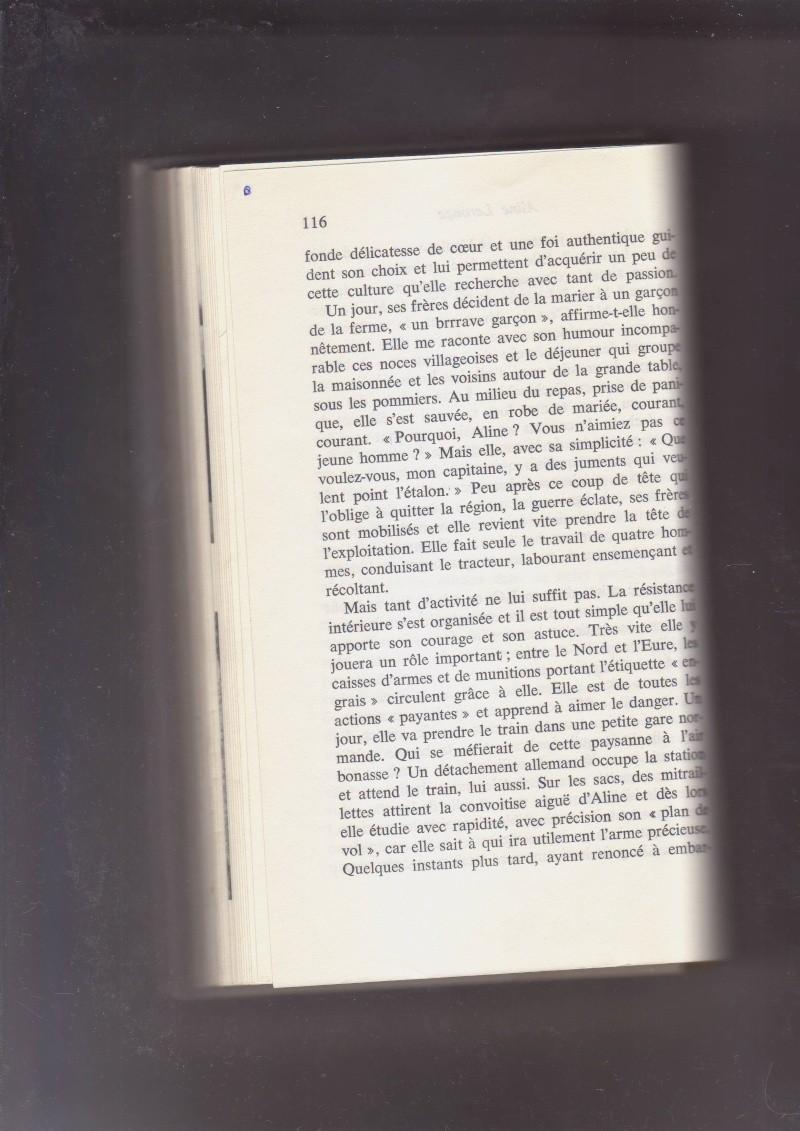 """- Suzanne MASSU """" Un Commandant pas comme les autres """" _mes_i74"""
