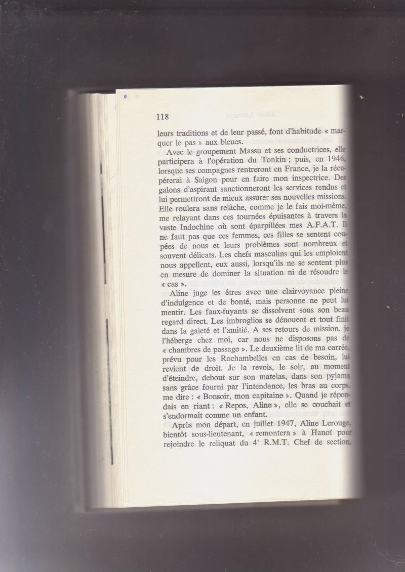 """- Suzanne MASSU """" Un Commandant pas comme les autres """" _mes_i77"""