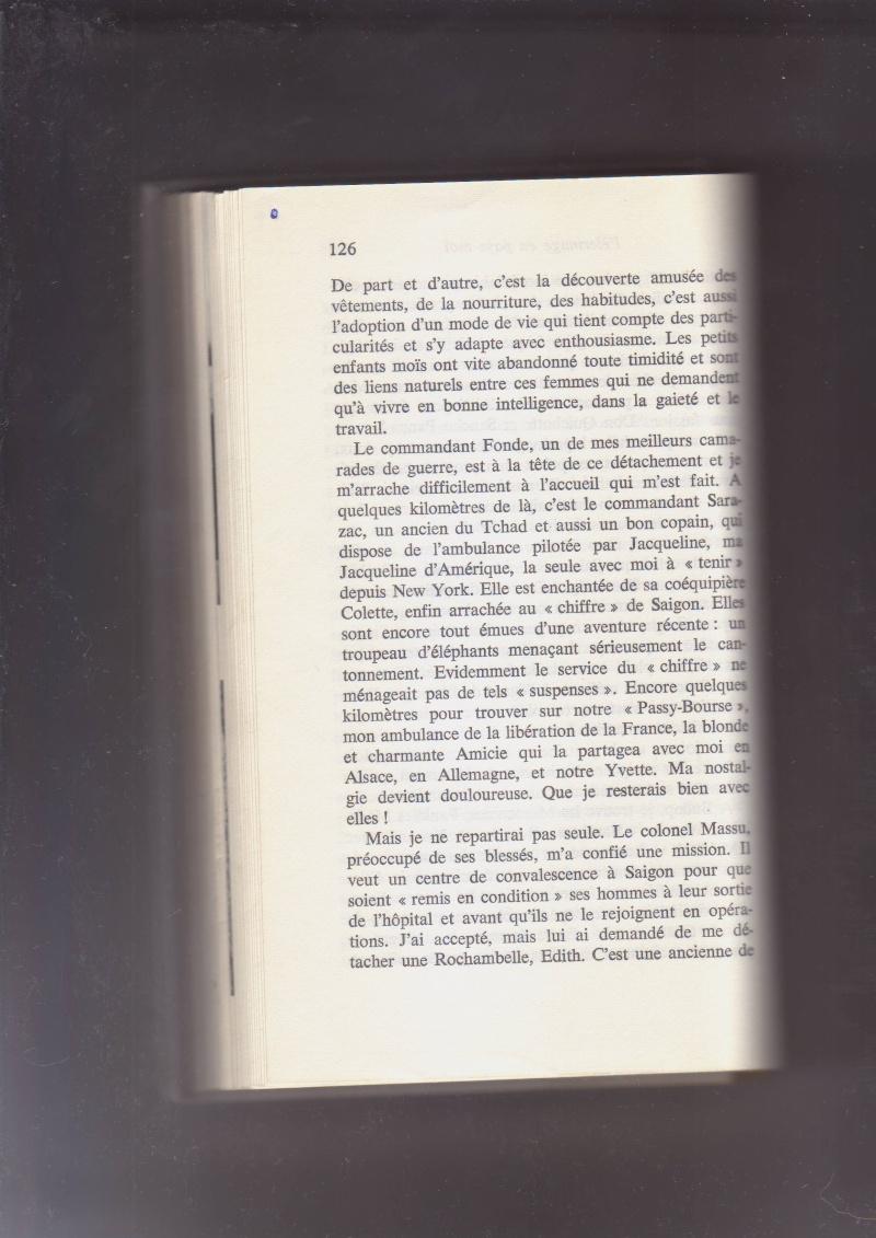"""- Suzanne MASSU """" Un Commandant pas comme les autres """" _mes_i85"""