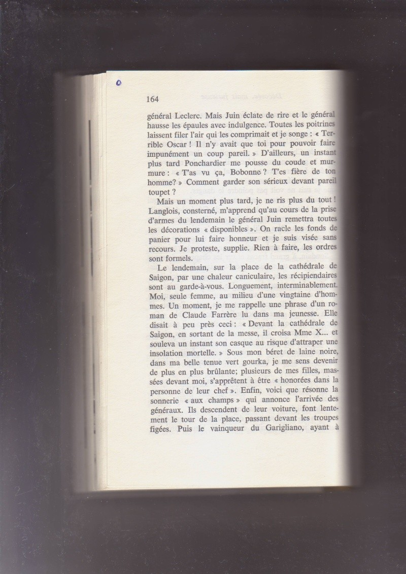 """- Suzanne MASSU """" Un Commandant pas comme les autres """" - Page 2 _numer10"""