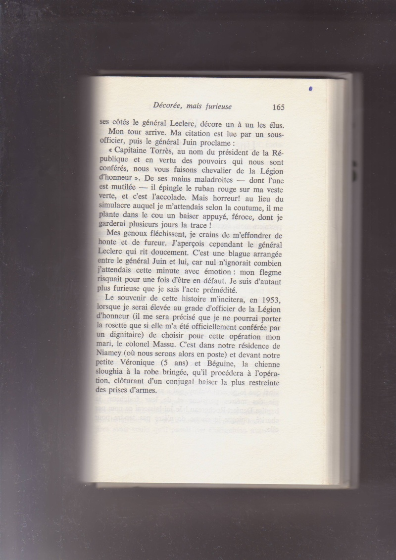 """- Suzanne MASSU """" Un Commandant pas comme les autres """" - Page 2 _numer11"""