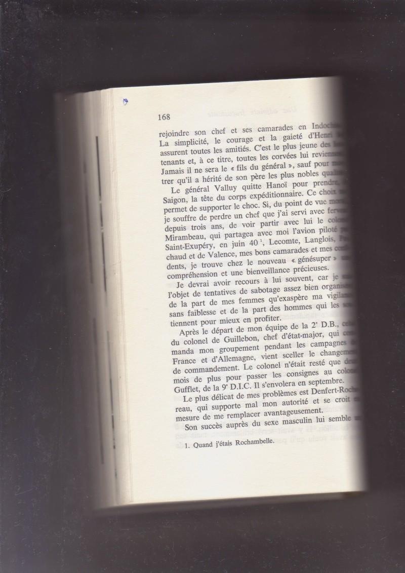 """- Suzanne MASSU """" Un Commandant pas comme les autres """" - Page 2 _numer17"""