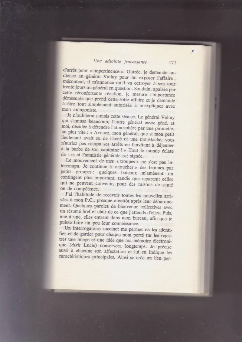 """- Suzanne MASSU """" Un Commandant pas comme les autres """" - Page 2 _numer26"""