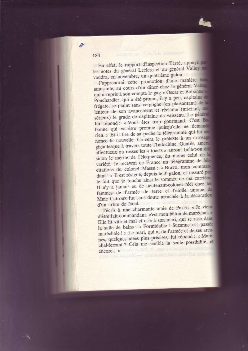 """- Suzanne MASSU """" Un Commandant pas comme les autres """" - Page 2 Image244"""