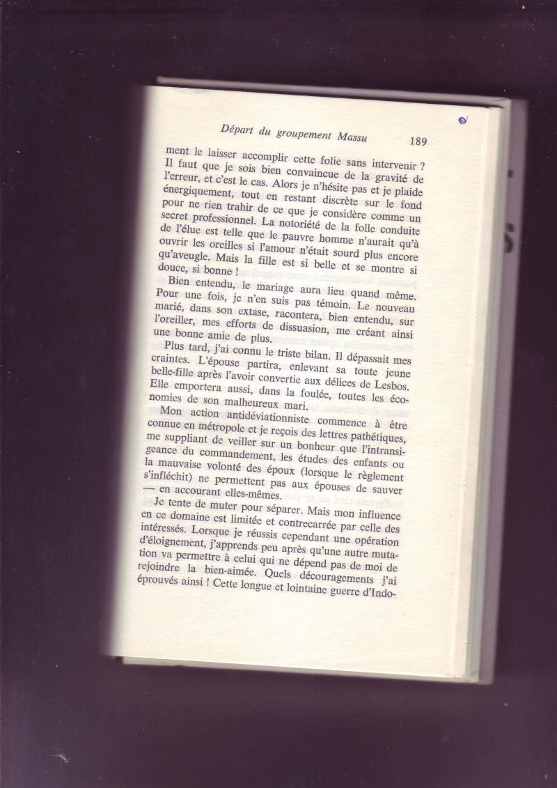 """- Suzanne MASSU """" Un Commandant pas comme les autres """" - Page 2 Image254"""