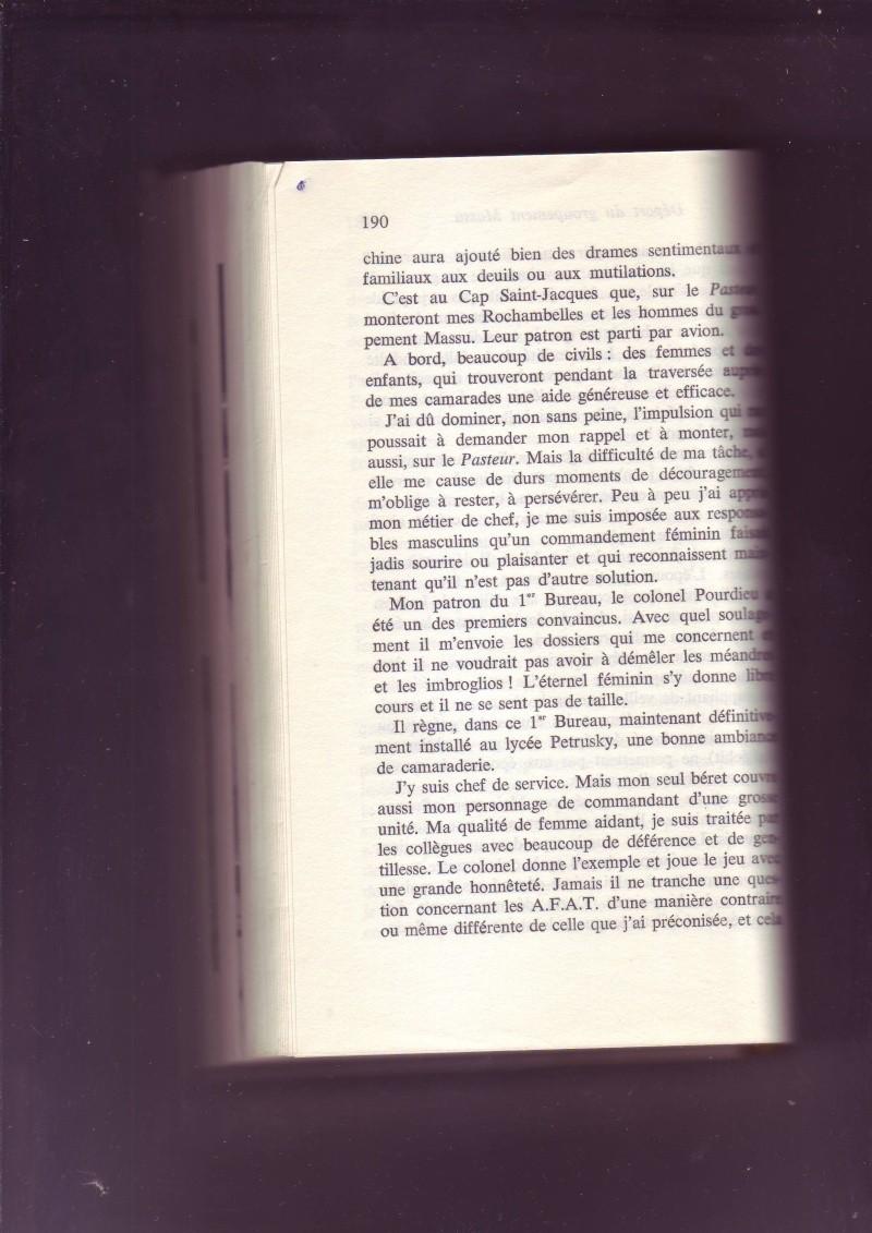 """- Suzanne MASSU """" Un Commandant pas comme les autres """" - Page 2 Image255"""