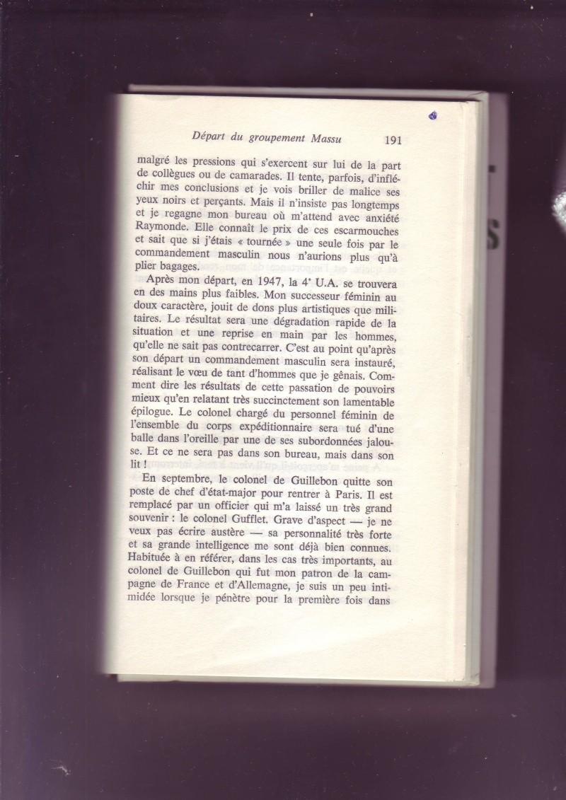 """- Suzanne MASSU """" Un Commandant pas comme les autres """" - Page 2 Image256"""