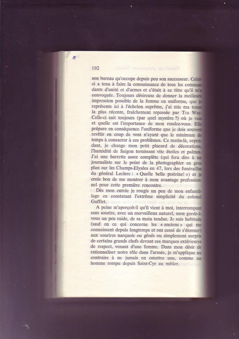 """- Suzanne MASSU """" Un Commandant pas comme les autres """" - Page 2 Image261"""
