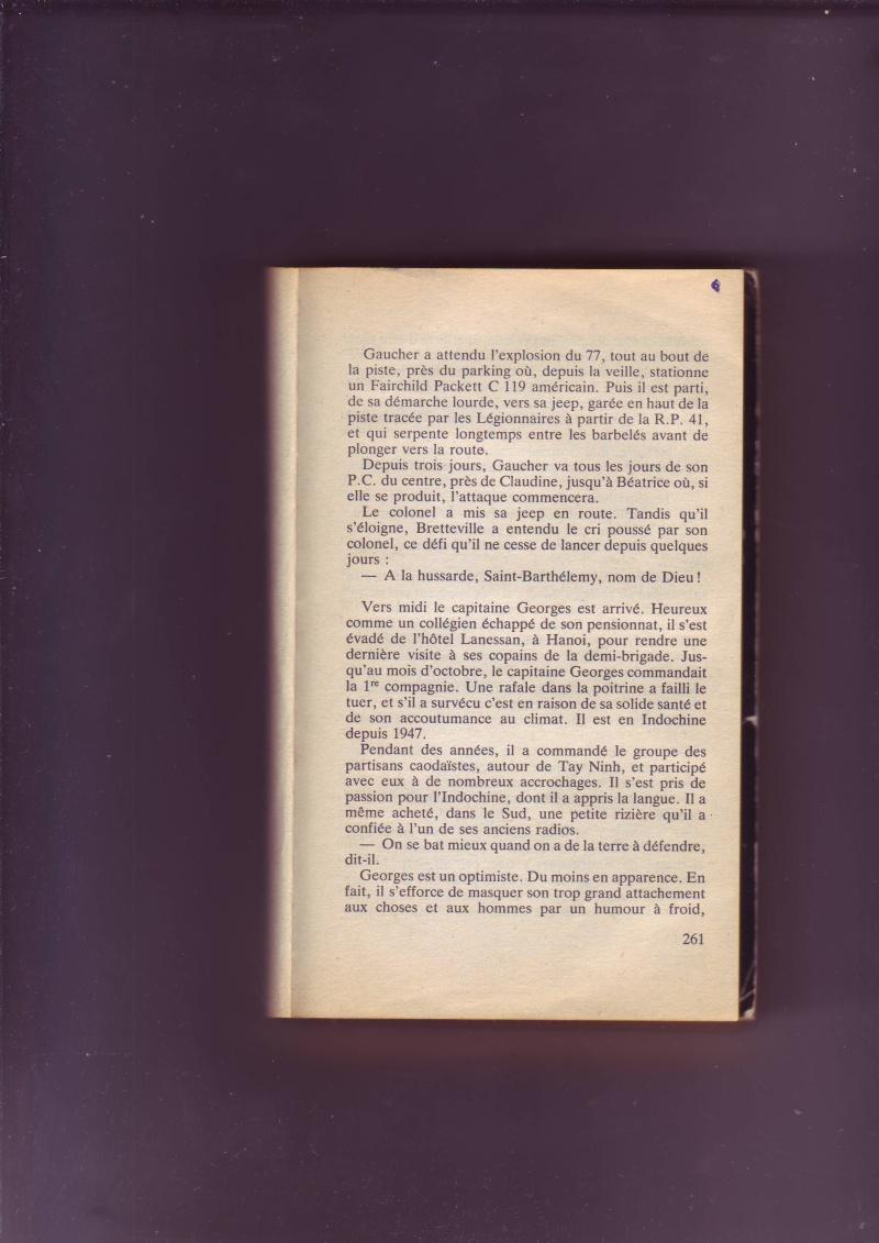 - La 13 éme DBLE en Indochine  - Page 2 Image357