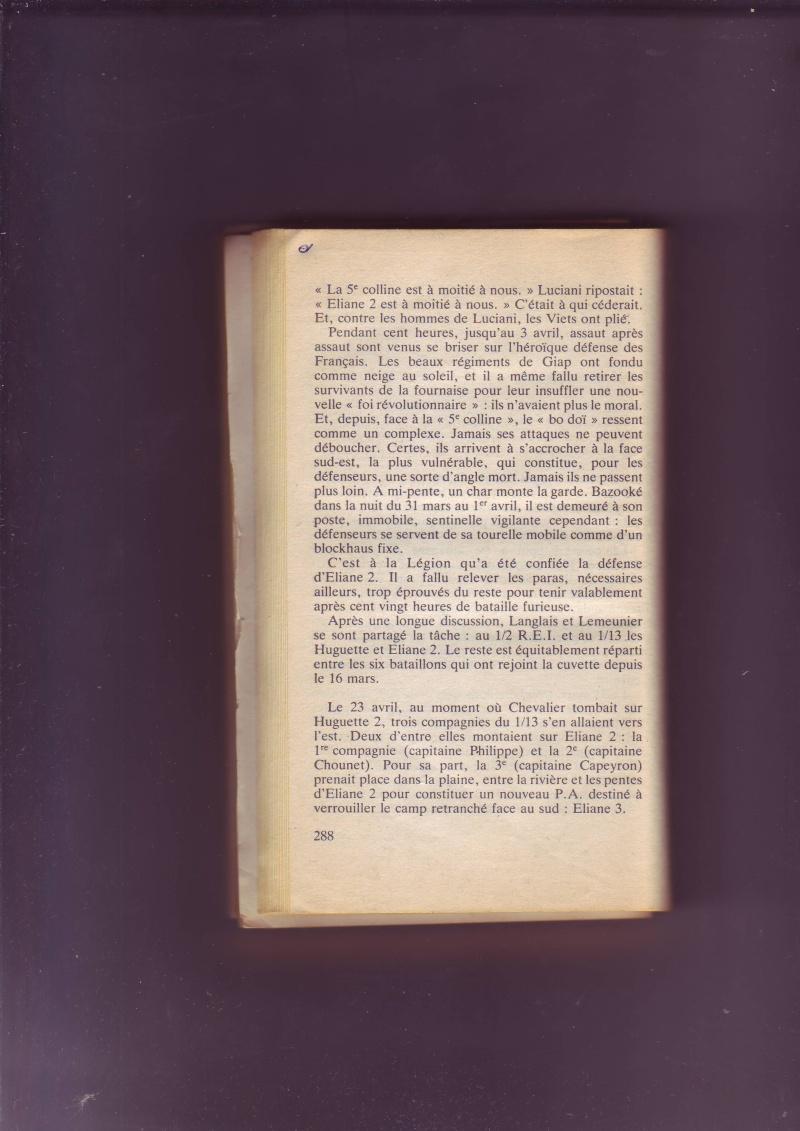 - La 13 éme DBLE en Indochine  - Page 2 Image424