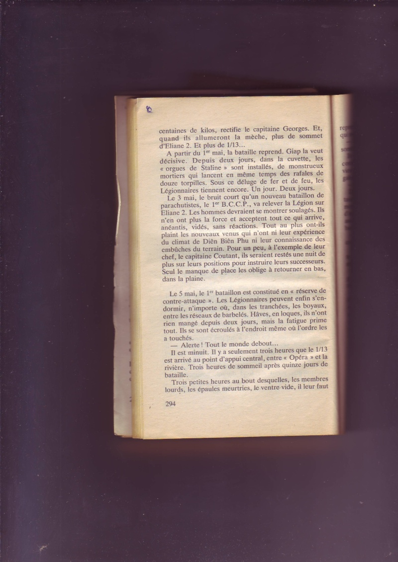 - La 13 éme DBLE en Indochine  - Page 2 Image437