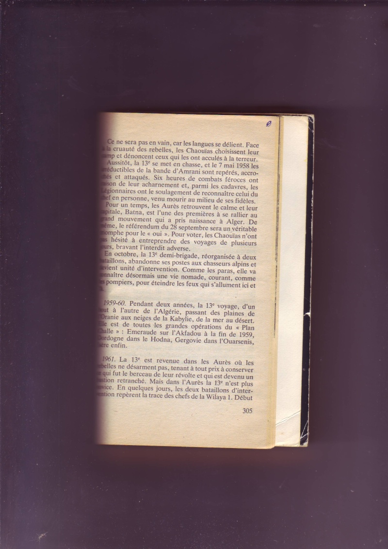 - La 13 éme DBLE en Indochine  - Page 2 Image452