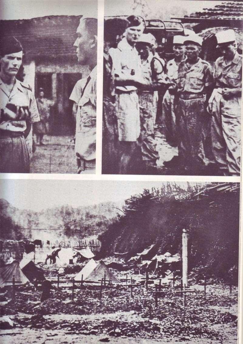 - PHU TONG HOA - Indochine, résistance farouhe légionnaires du 3 éme REI, les Viets ne sont pa parvenus à prendre e post Image530