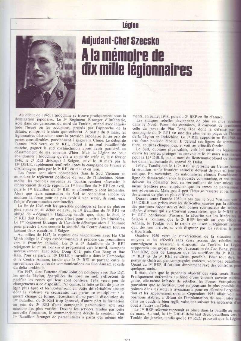 - Adkidant-Chef SZECSKO _ A la mémoire de 10.000 légionnaires Image534