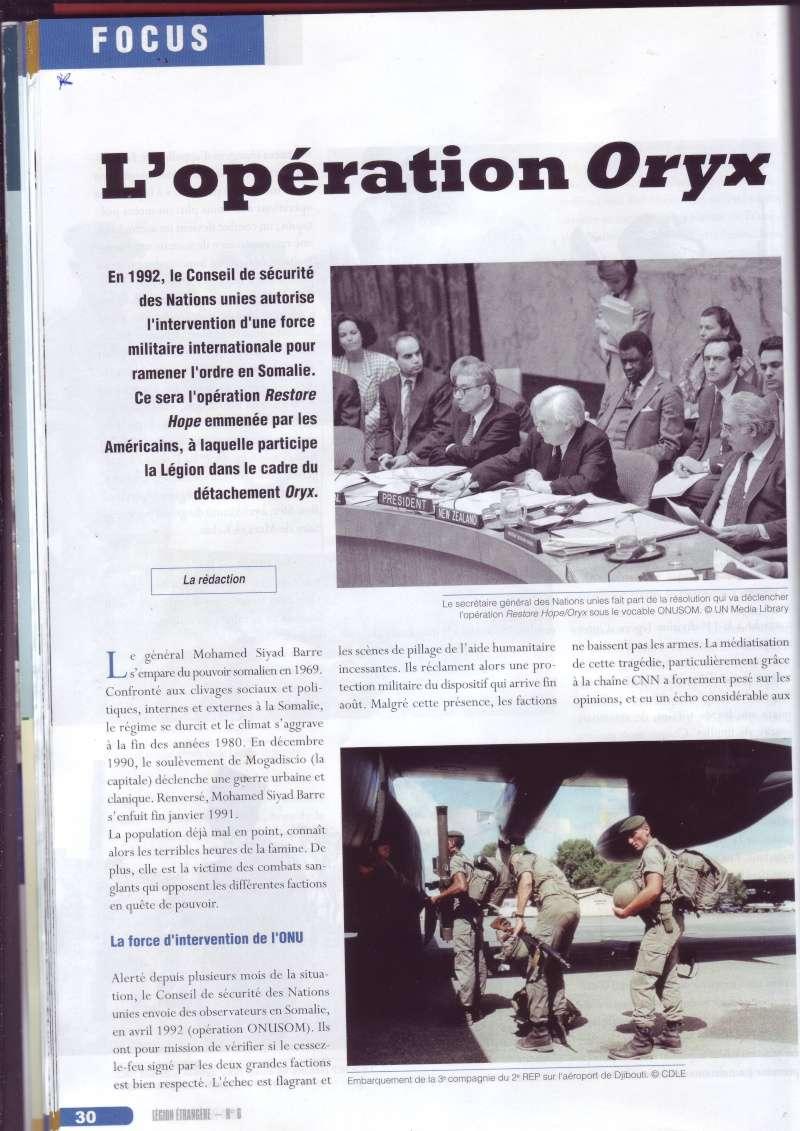 """- L'opération """"ORYX"""" Somalie 1992 Mes_im21"""