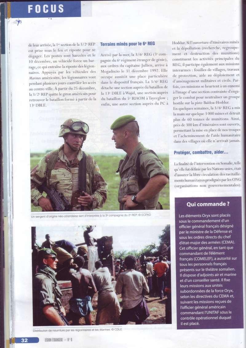 """- L'opération """"ORYX"""" Somalie 1992 Mes_im23"""