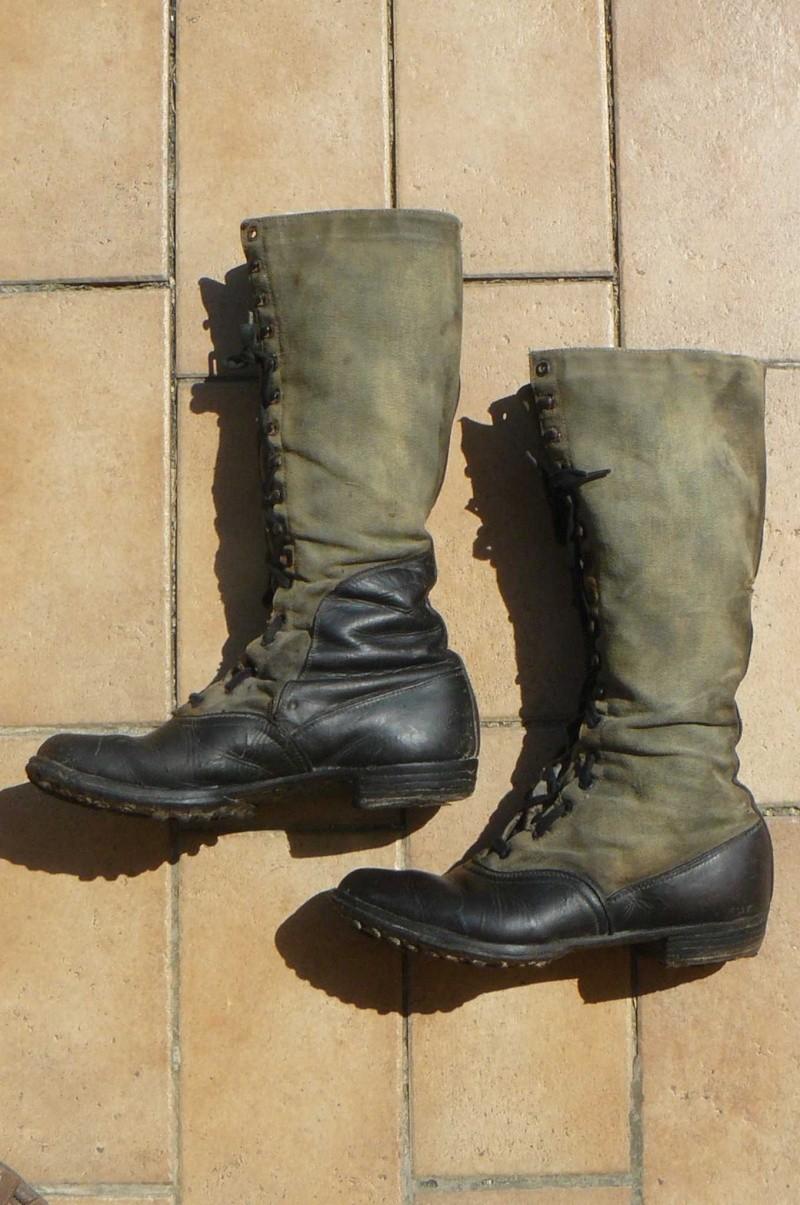 Bottes Afrika korps trouvées dans l'Ain !!! Cota11