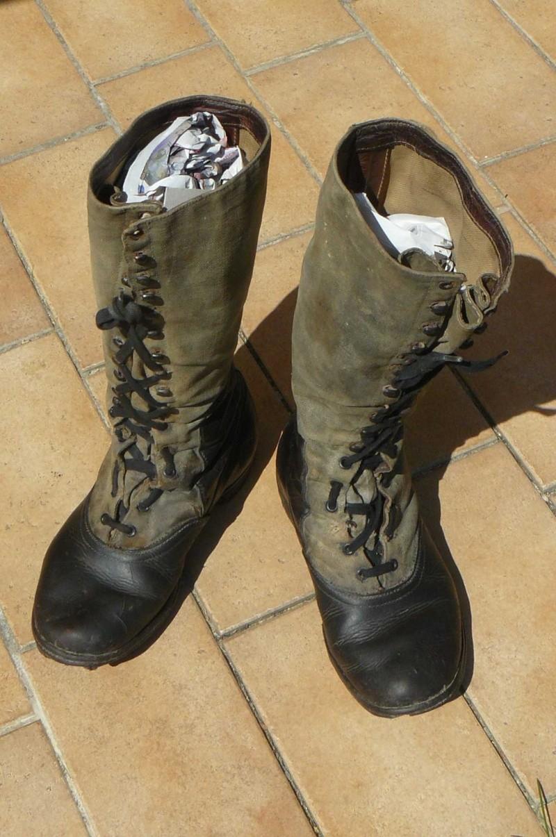 Bottes Afrika korps trouvées dans l'Ain !!! Face14