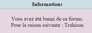 Forum partenaire Bannie10