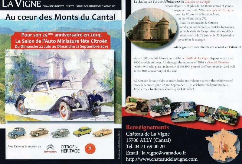 """Le salon de l'auto miniature du """"chateau de la vigne"""" Img13310"""