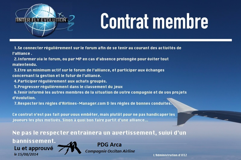 Compagnie Occitan Airline by Arca - Page 2 Contra10