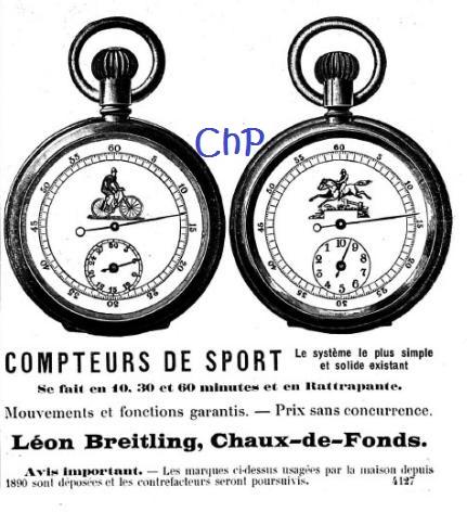 Breitling - G léon breitling chrono de 1886 Breitl12