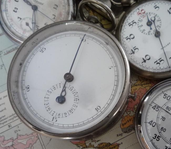 sport - Chronomètres ou chronographes d'arbitre ! Fouche10
