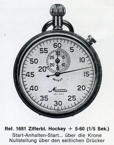 sport - Chronomètres ou chronographes d'arbitre ! Minerv11