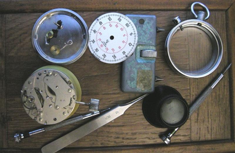 sport - Chronomètres ou chronographes d'arbitre ! Yemaco10