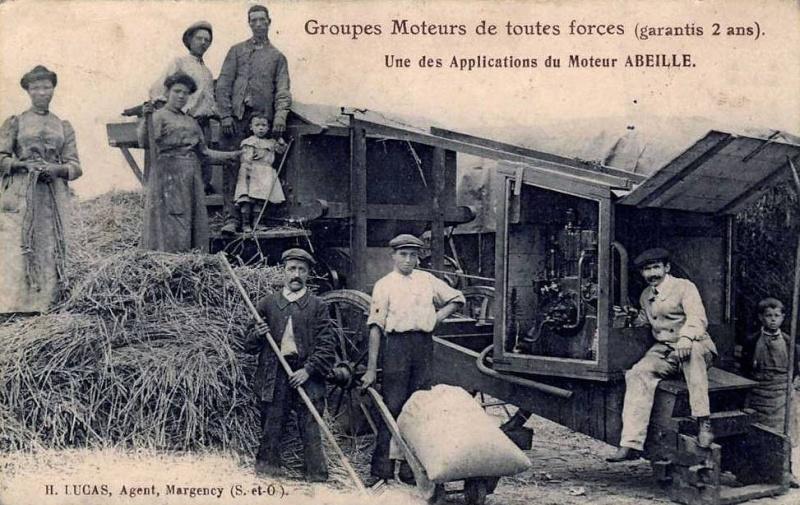 Machine Café - Cartes postales anciennes - Page 14 Abeill10