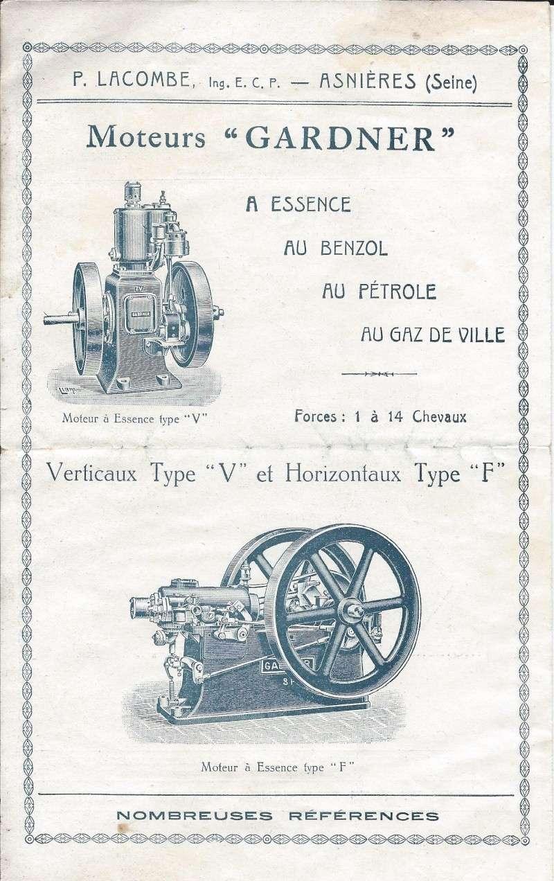 Machine Café - Cartes postales anciennes - Page 14 Gardne11