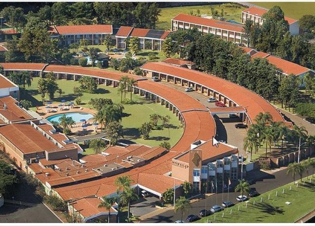 hotel des bleus à Ribeirao Preto , brésil Vue_ho10